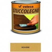 Veleca STUCCOLEGNO Rovere - gr. 250 - STUCCO IN PASTA PER LEGNO