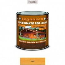 Veleca LEGNOSAN Pino - ml. 750 IMPREGNANTE PER LEGNO ALL'ACQUA INODORE