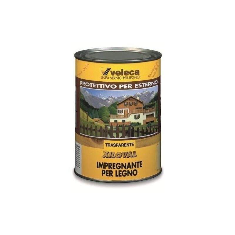 Veleca Xiloval Trasparente 500 ml