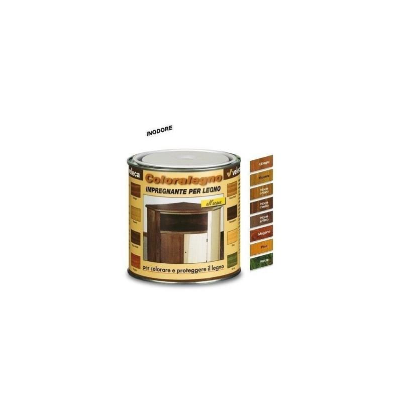 Veleca Coloralegno Rovere 250 ml